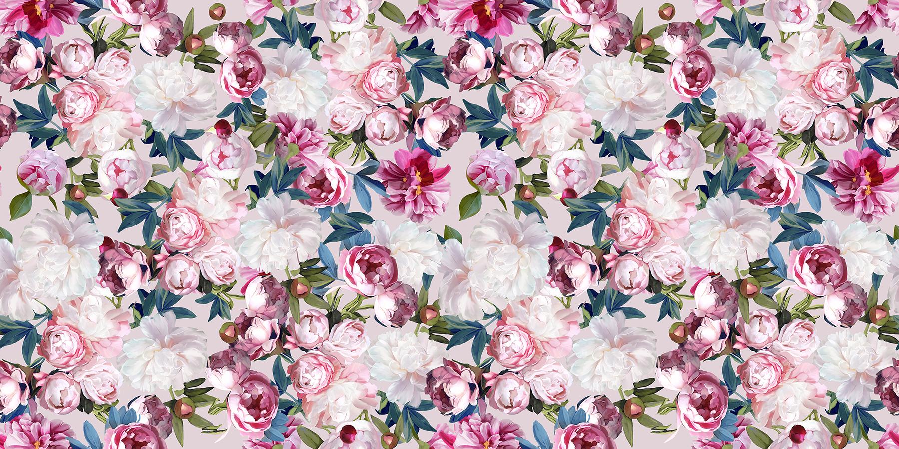 PEONIE_jasny róż1900